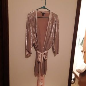 Victoria Secret Robe. New without tags. Never worn